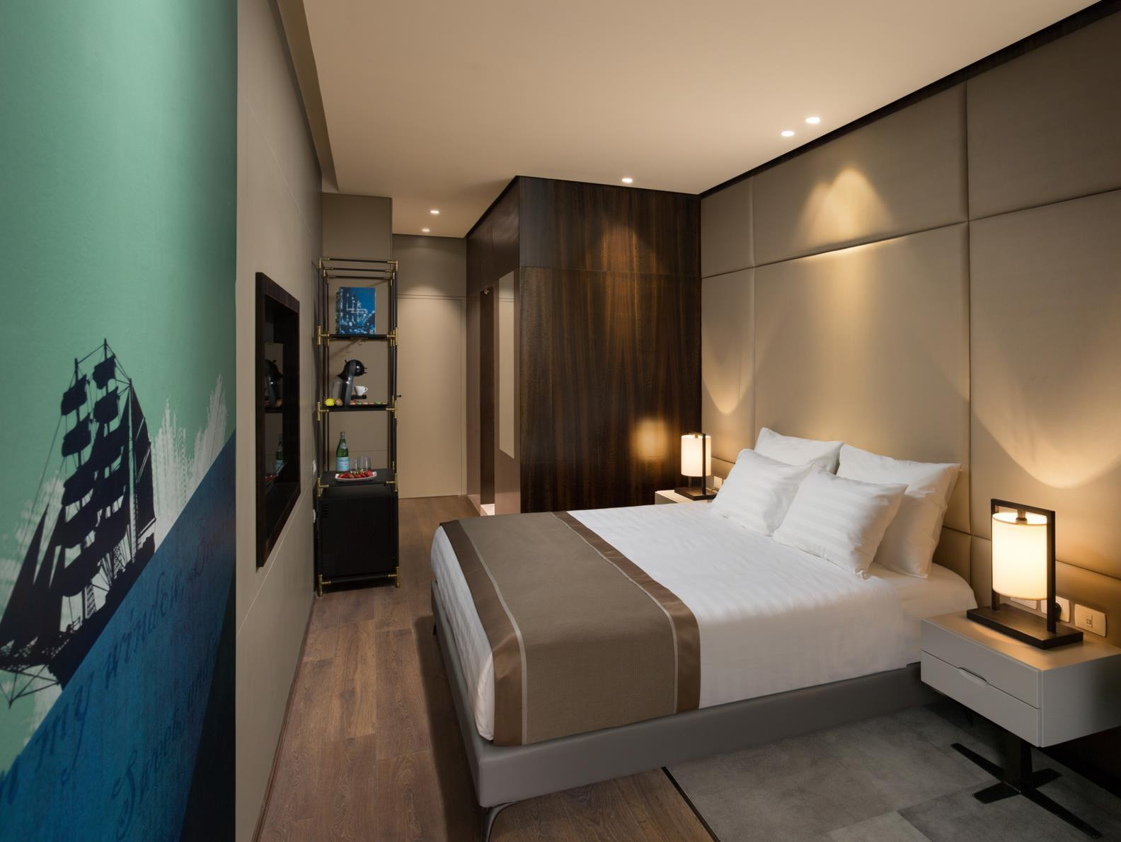 Golden Crown Haifa Hotel - Hotels and Accommodation in Israel, Middle East
