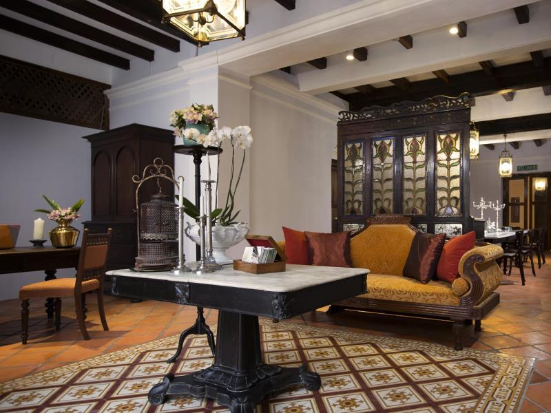 Jawi Peranakan Mansion - Hotels and Accommodation in Malaysia, Asia