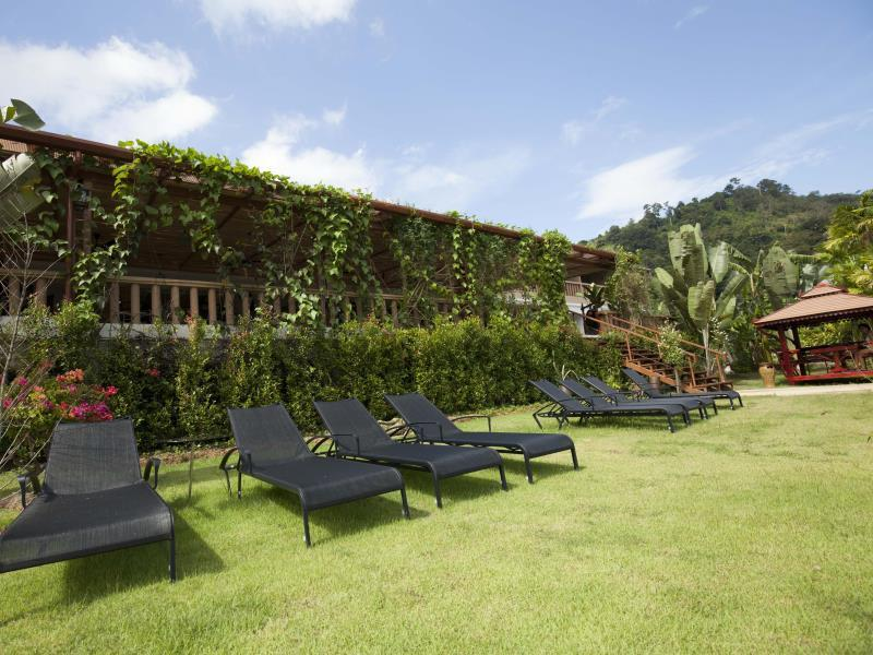 The LifeCo Phuket Well-Being Detox Center - Hotell och Boende i Thailand i Asien