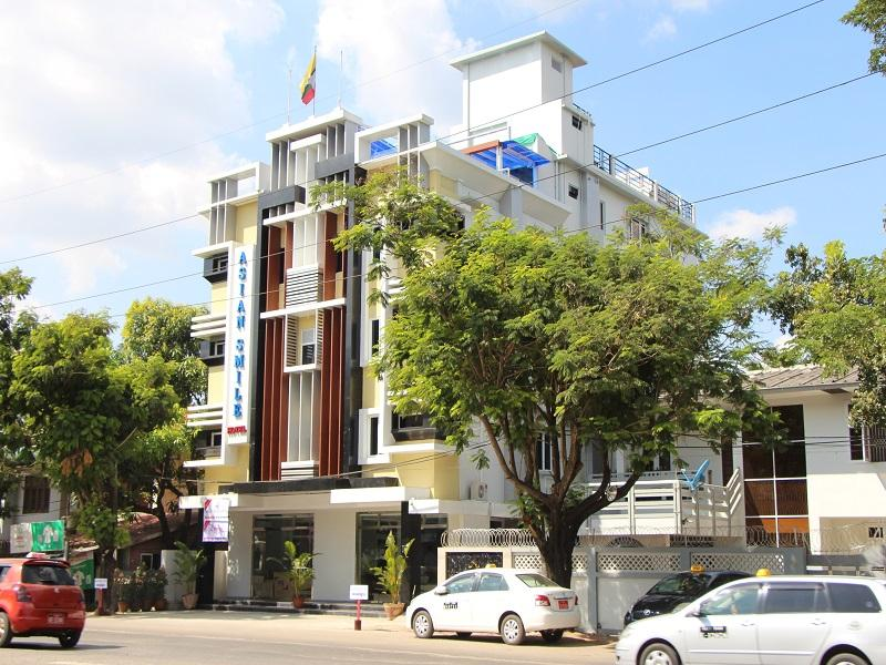 Asian Smile Hotel - Hotels and Accommodation in Myanmar, Asia