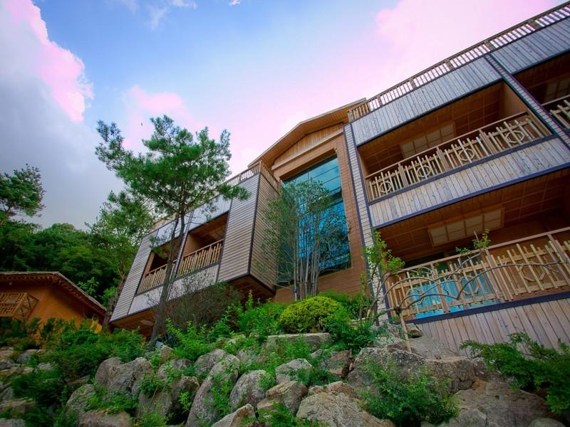 For Rest Spa Valley Resort - Hotels and Accommodation in South Korea, Asia