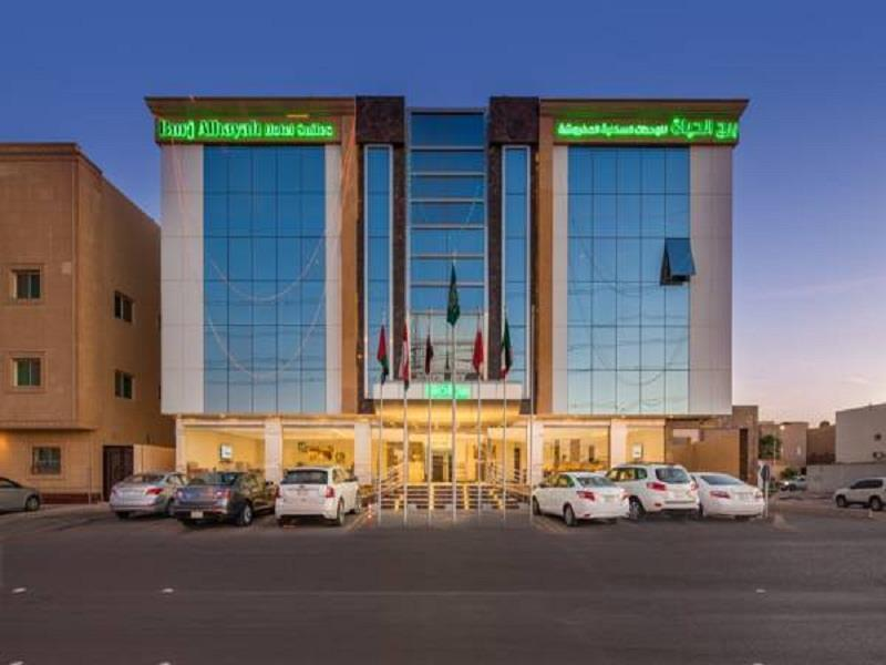 Burj Al Hayah Hotel Suites Al Falah - Hotels and Accommodation in Saudi Arabia, Middle East