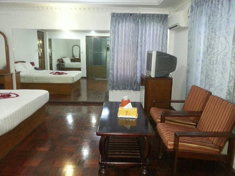 Yangon Airport Inn - Hotels and Accommodation in Myanmar, Asia