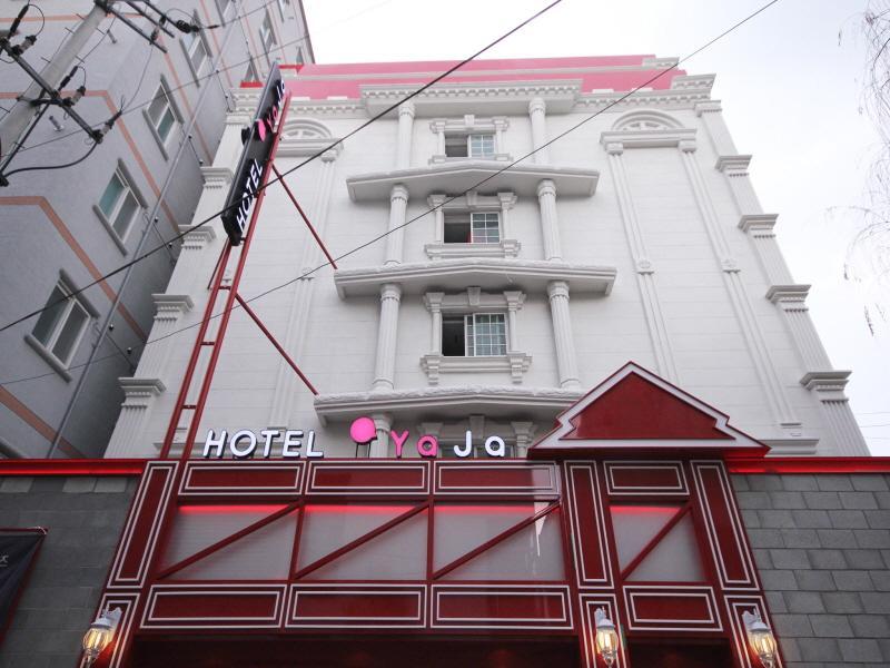 Hotel Yaja Seomyeon 1st - Hotels and Accommodation in South Korea, Asia