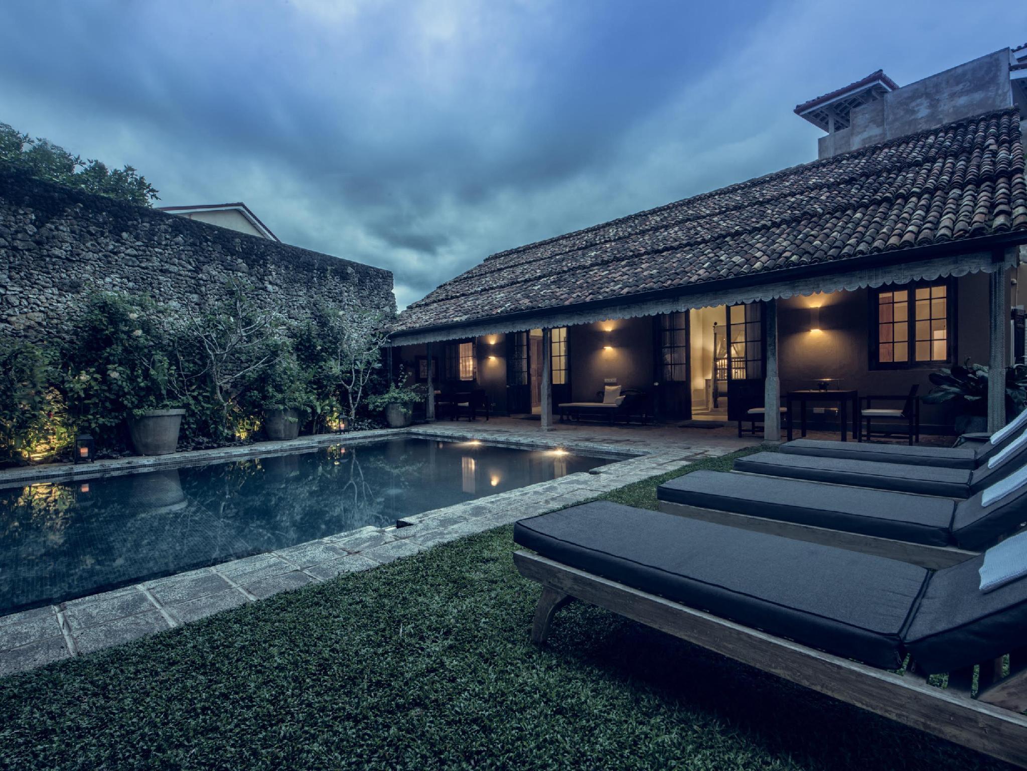 Taru Villas - Rampart Street - Hotels and Accommodation in Sri Lanka, Asia