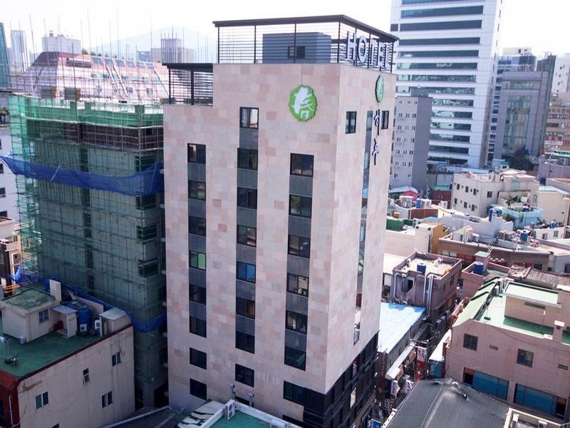 Haru Hotel Seomyeon - Hotels and Accommodation in South Korea, Asia