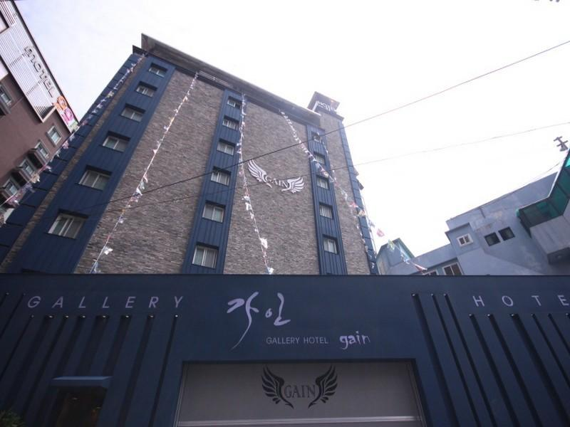 Ga-In Hotel Songjung - Hotels and Accommodation in South Korea, Asia