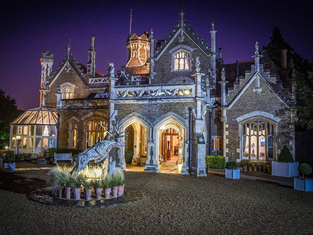 The Oakley Court Hotel -