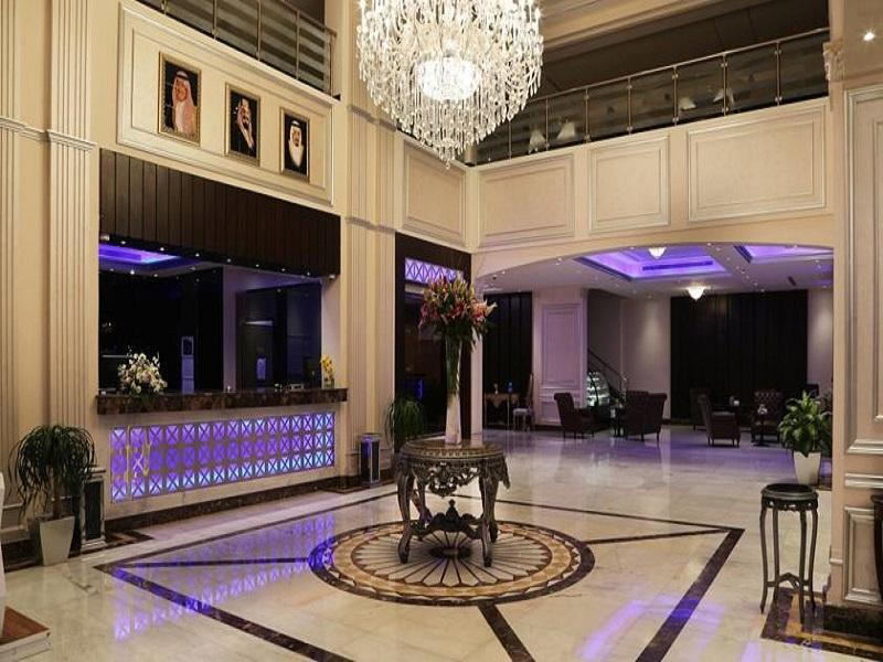 Blue Night Hotel - Hotels and Accommodation in Saudi Arabia, Middle East