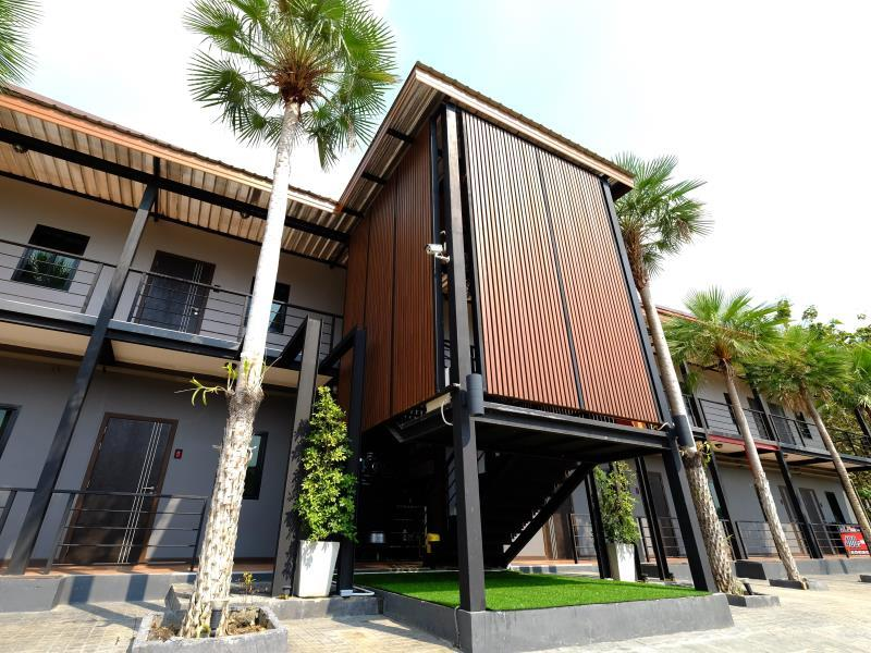 MT Place Apartment - Hotels and Accommodation in Thailand, Asia