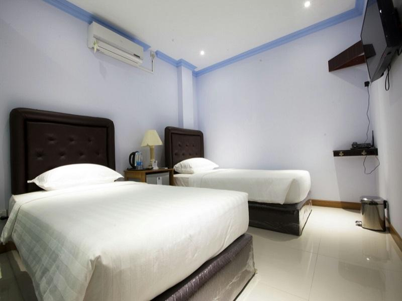 Woodland Hotel - Hotels and Accommodation in Myanmar, Asia