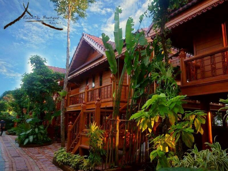 Ruen Tai Boutique - Hotels and Accommodation in Thailand, Asia