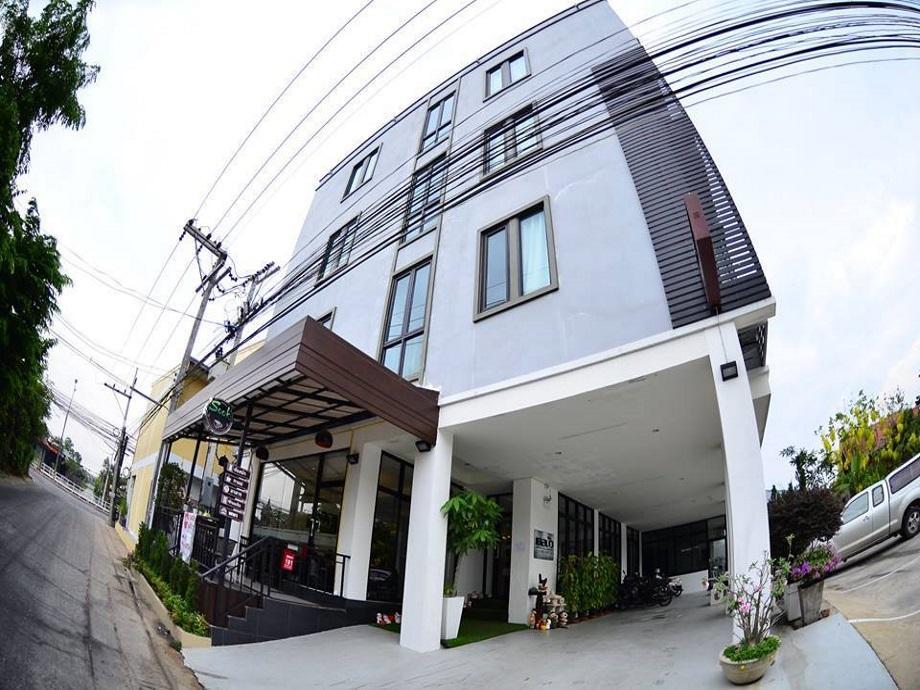 Debua Mahasarakham - Hotell och Boende i Thailand i Asien