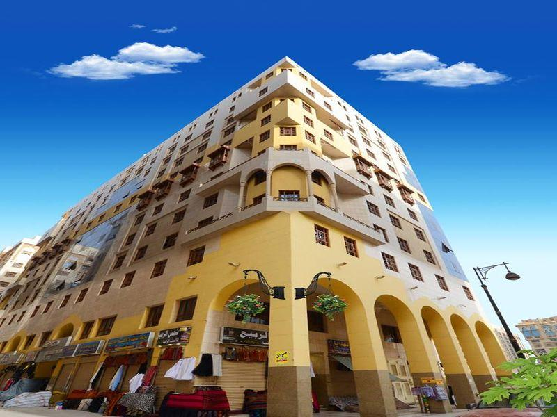 Al Mokhtara Golden Hotel - Hotels and Accommodation in Saudi Arabia, Middle East