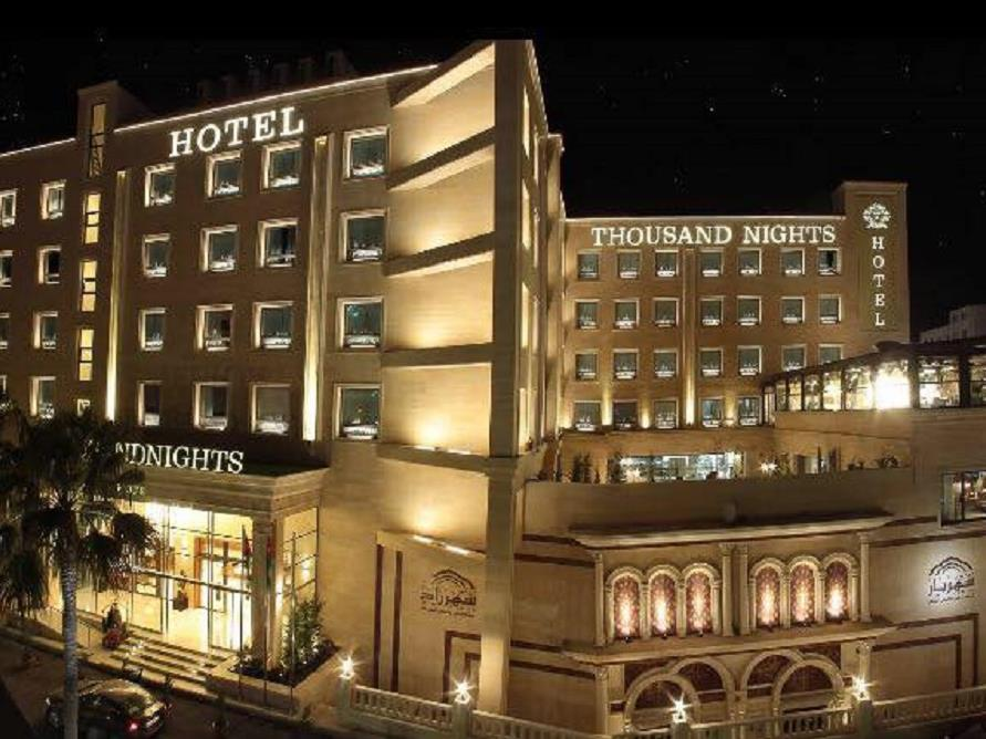 Thousand Nights Hotel - Hotels and Accommodation in Jordan, Middle East