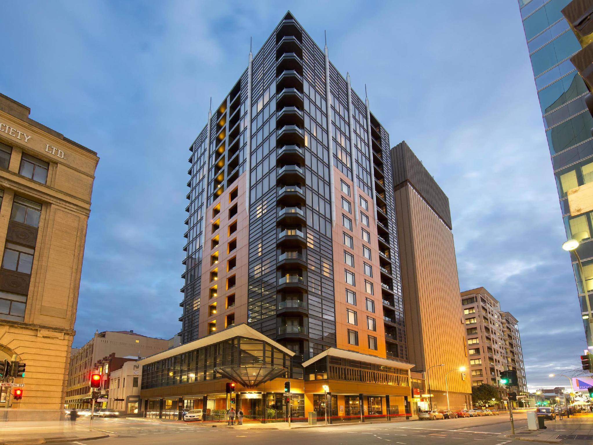 Rendezvous Grand Hotel Adelaide - Hotell och Boende i Australien , Adelaide
