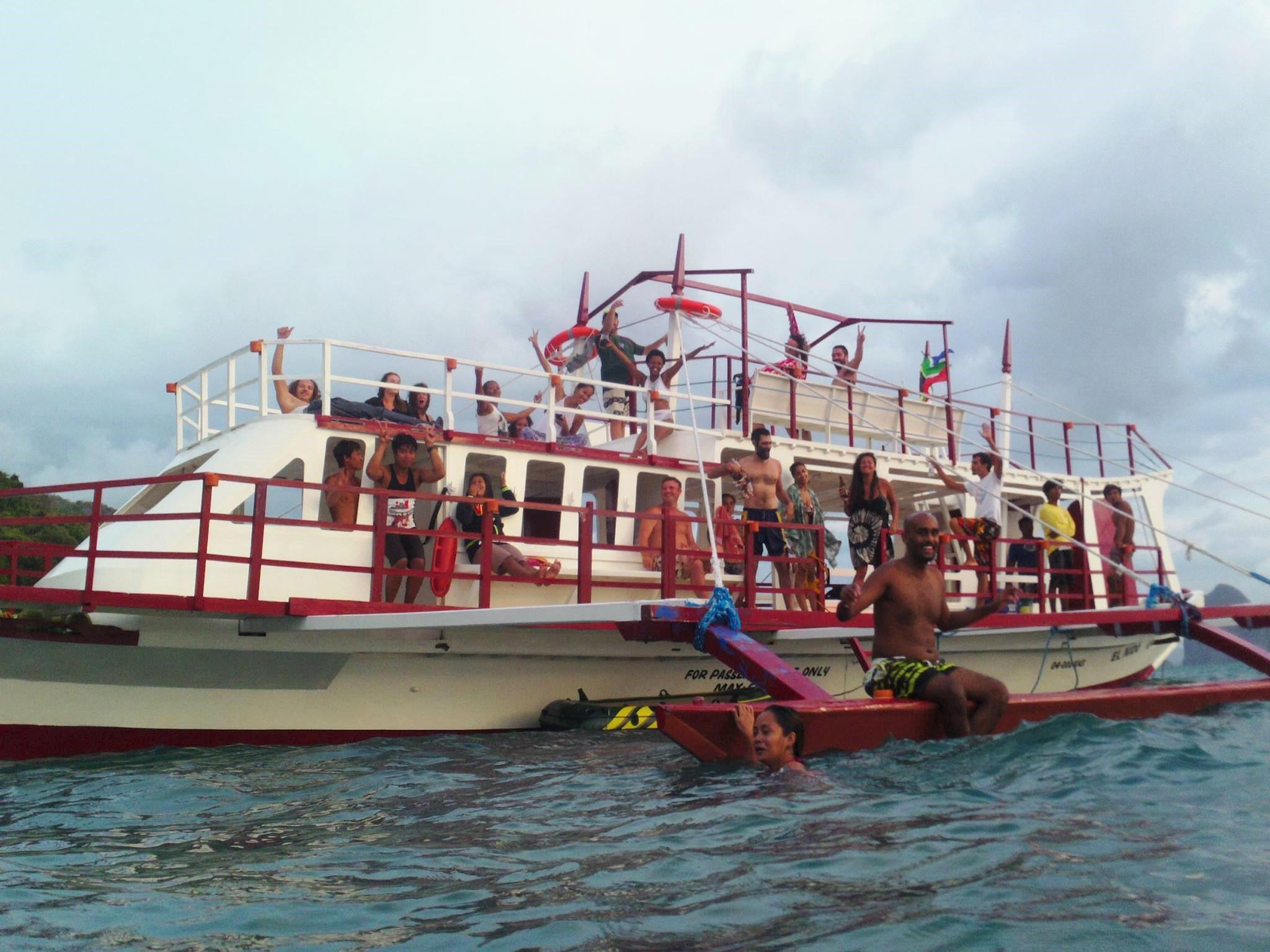 El Nido Party Boat Overnight Expeditions - Hotels and Accommodation in Philippines, Asia