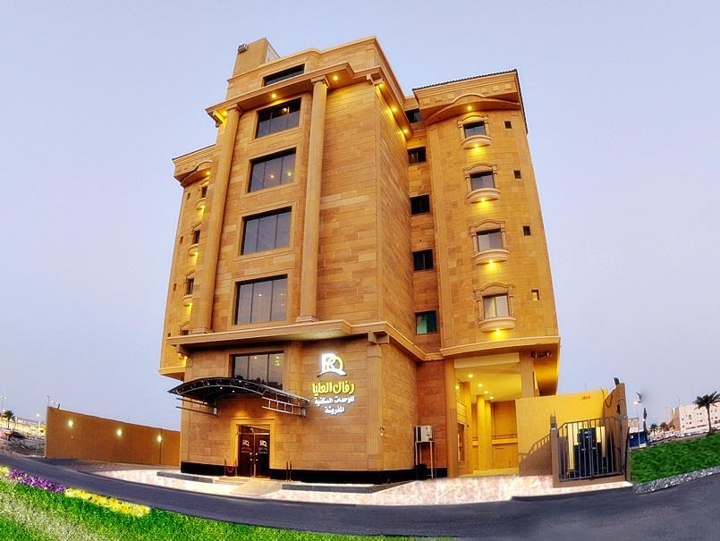 Rafal Al Olaya Hotel Apartments - Hotels and Accommodation in Saudi Arabia, Middle East