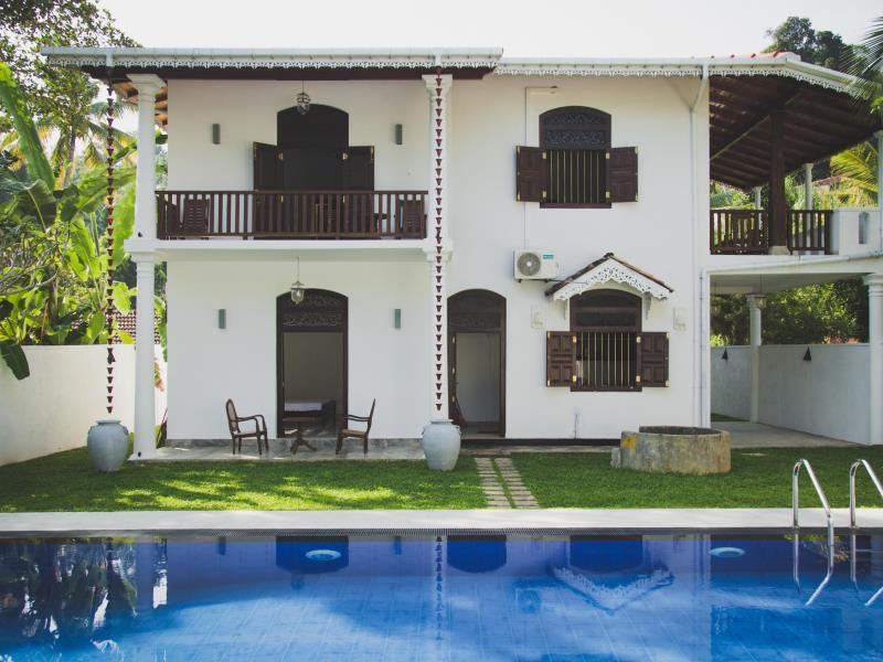 Villa Frangipani - Hotels and Accommodation in Sri Lanka, Asia