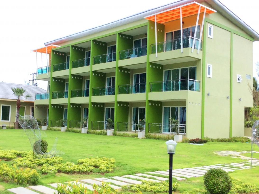 Greenseaview Resort - Hotell och Boende i Thailand i Asien