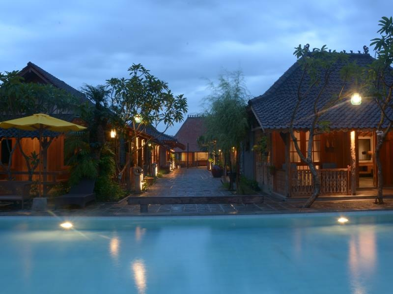 WARISAN Heritage Resort & Resto - Hotels and Accommodation in Indonesia, Asia