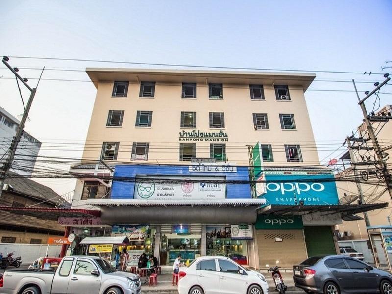 Banpong Mansion - Hotell och Boende i Thailand i Asien