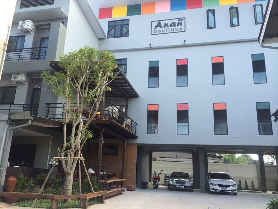 Anan Boutique - Hotels and Accommodation in Thailand, Asia