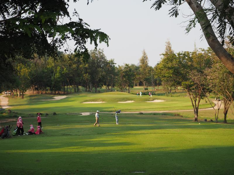 Sawang Resort Golf Club and Hotel - Hotels and Accommodation in Thailand, Asia