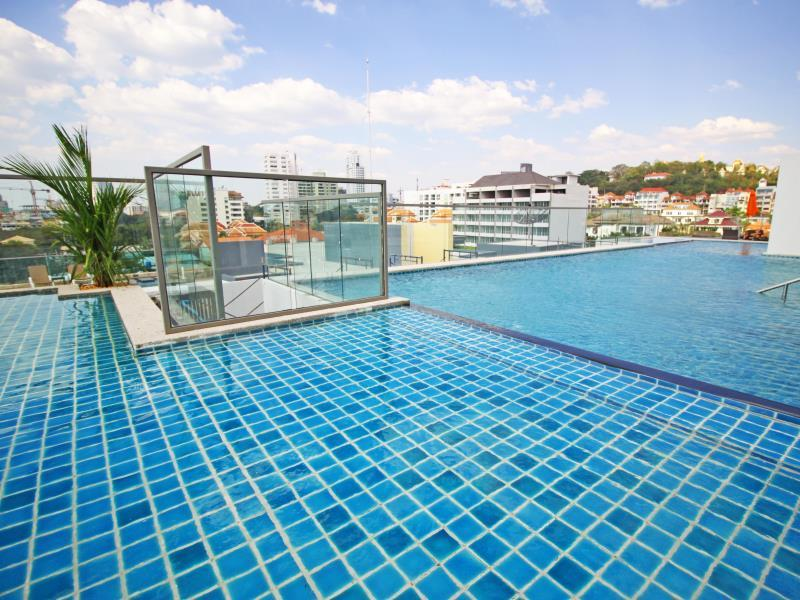 Water Park By Pattaya Sunny Rentals - Hotels and Accommodation in Thailand, Asia