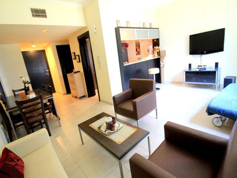 Dubai Apartments - Beautiful One Bedroom Apartment - Hotels and Accommodation in United Arab Emirates, Middle East