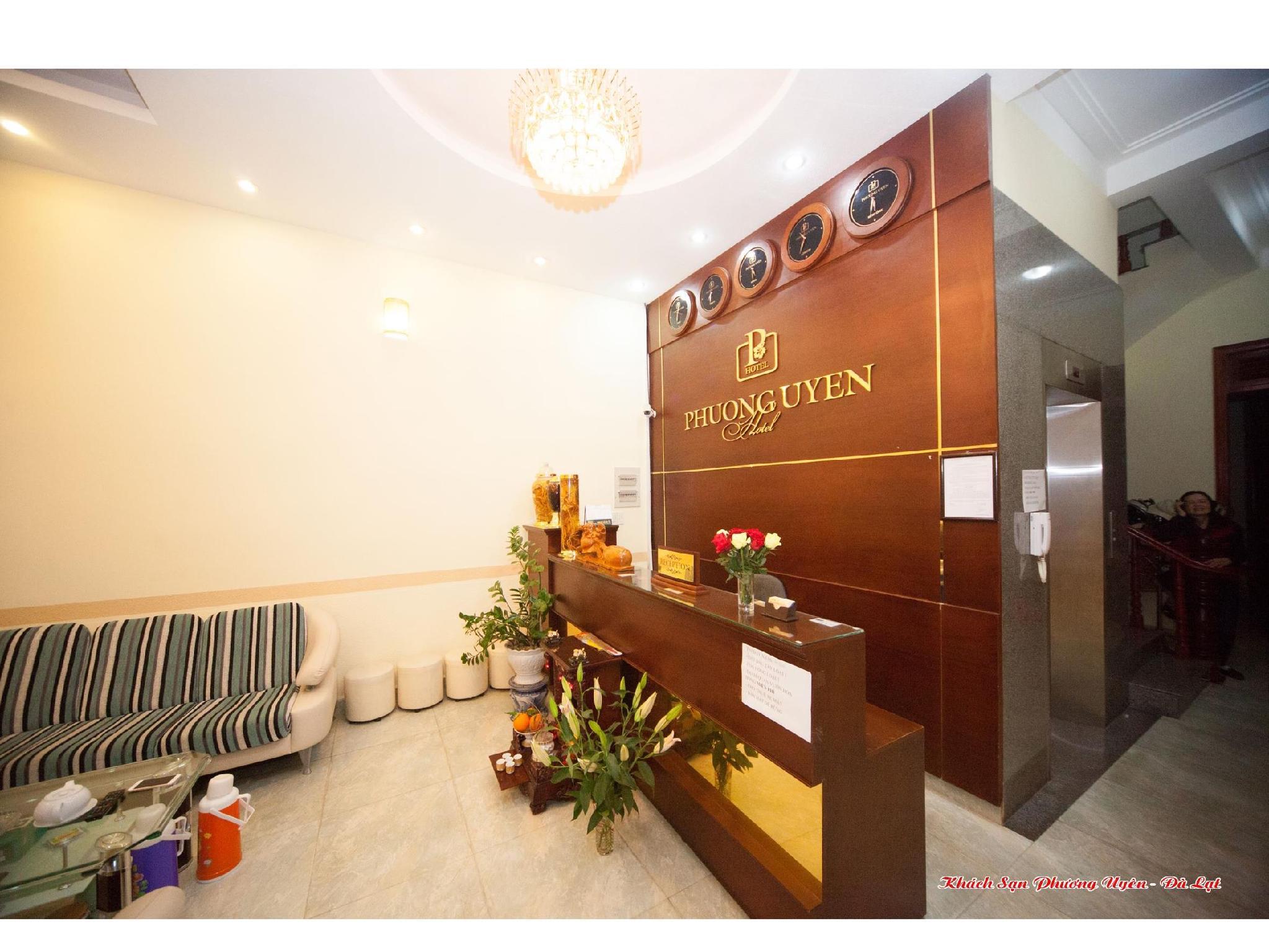 Phuong Uyen Dalat Hotel - Hotels and Accommodation in Vietnam, Asia