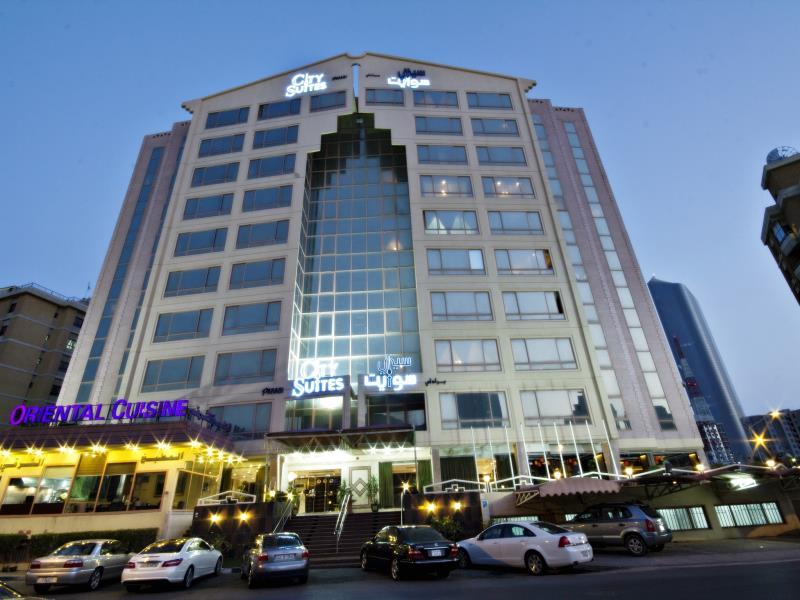 Paradi City Suites - Hotels and Accommodation in Kuwait, Middle East