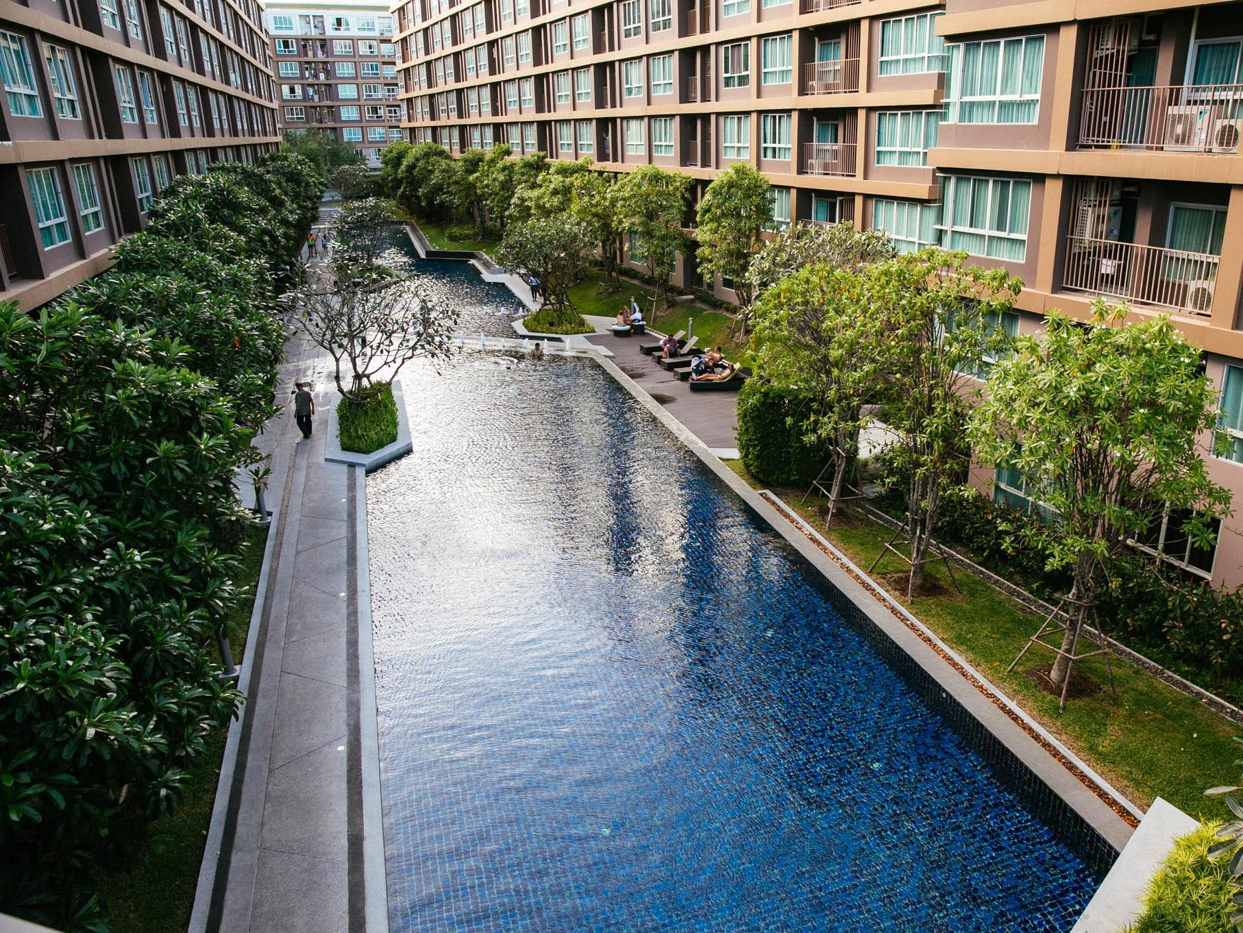 D Condo Creek 8 FL - Hotels and Accommodation in Thailand, Asia