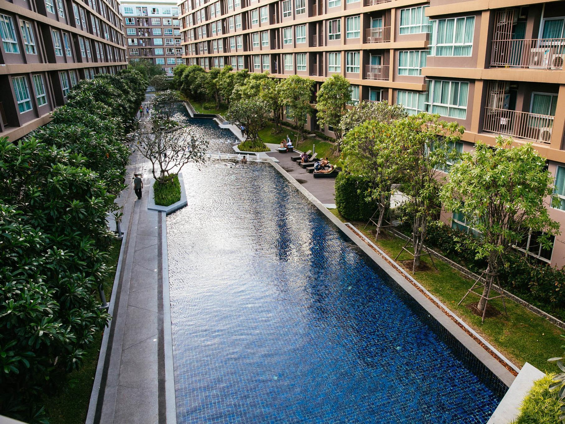 D Condo Creek 8 FL - Hotell och Boende i Thailand i Asien