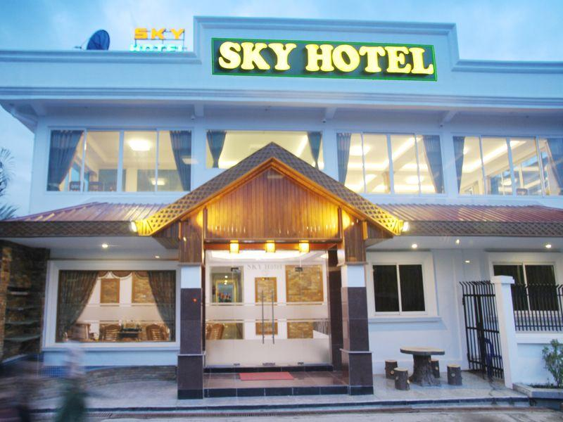 Sky Hotel - Hotels and Accommodation in Myanmar, Asia