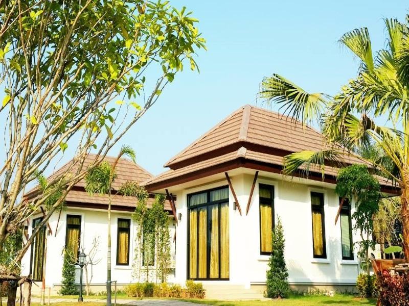 Banklongresort Damnoensaduak - Hotell och Boende i Thailand i Asien