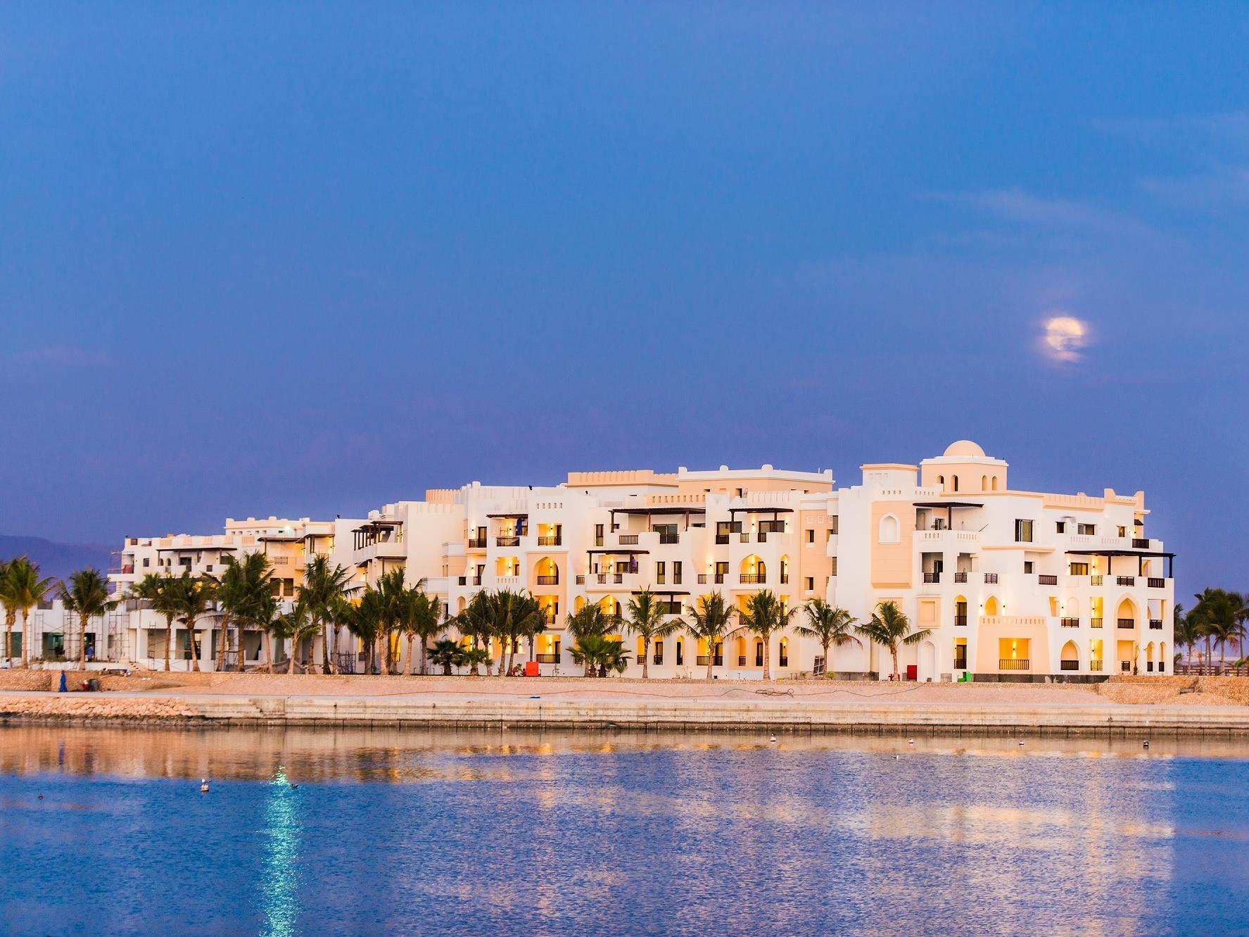 Fanar Hotel and Residences - Hotels and Accommodation in Oman, Middle East