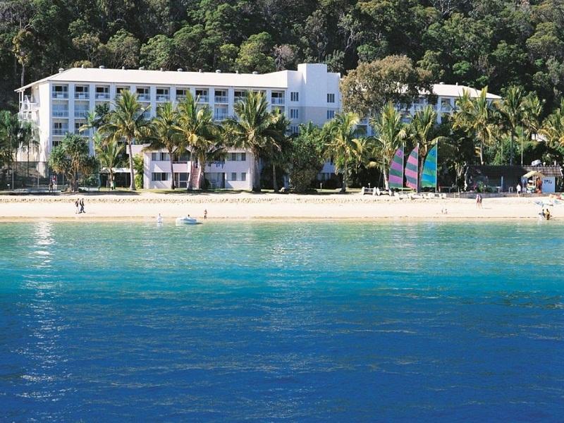 Tangalooma Island Resort - Hotell och Boende i Australien , Brisbane
