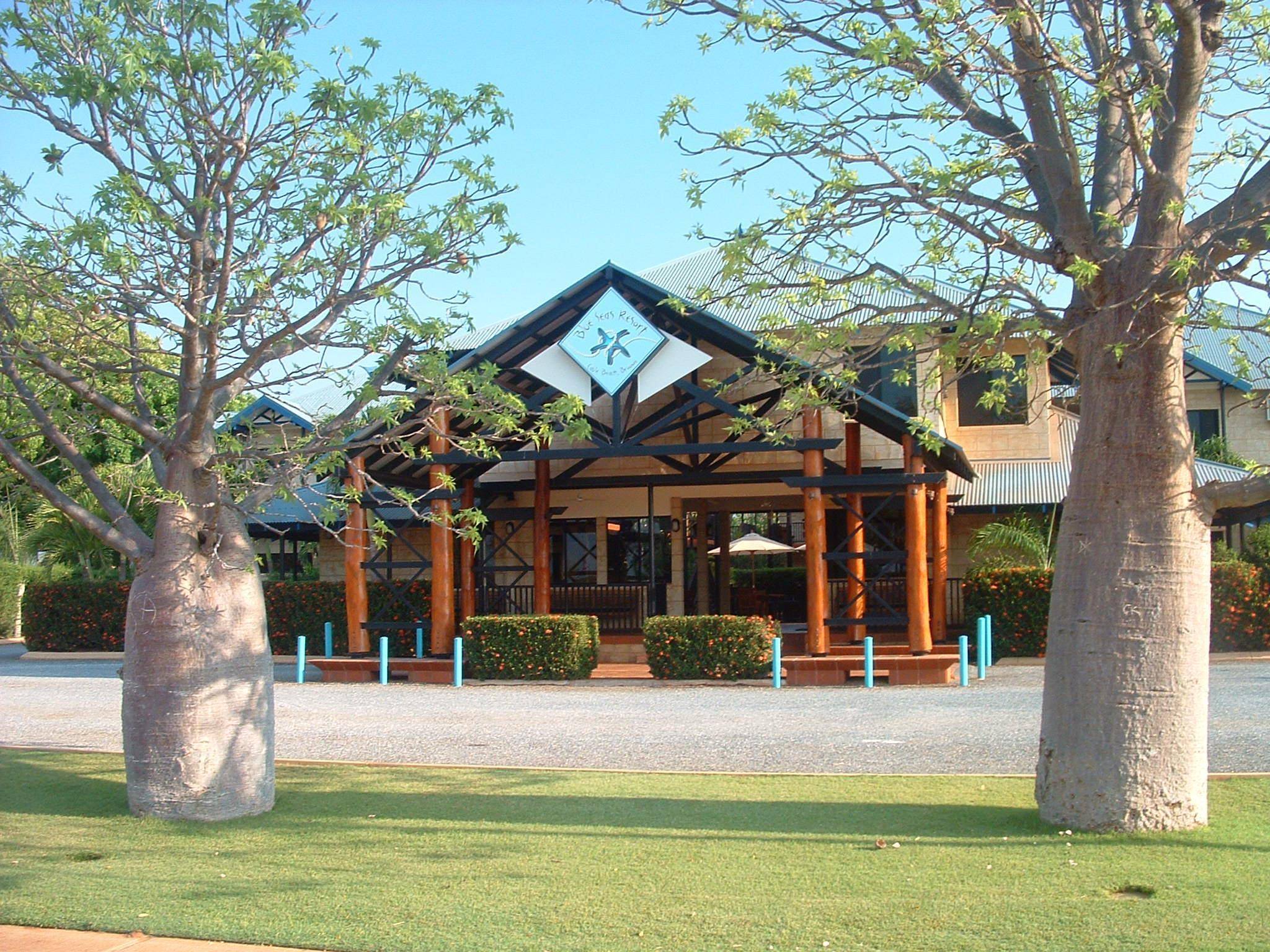 Blue Seas Resort - Hotell och Boende i Australien , Broome