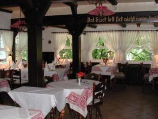 Hotel Mellingburger Schleuse Amburgo - Ristorante