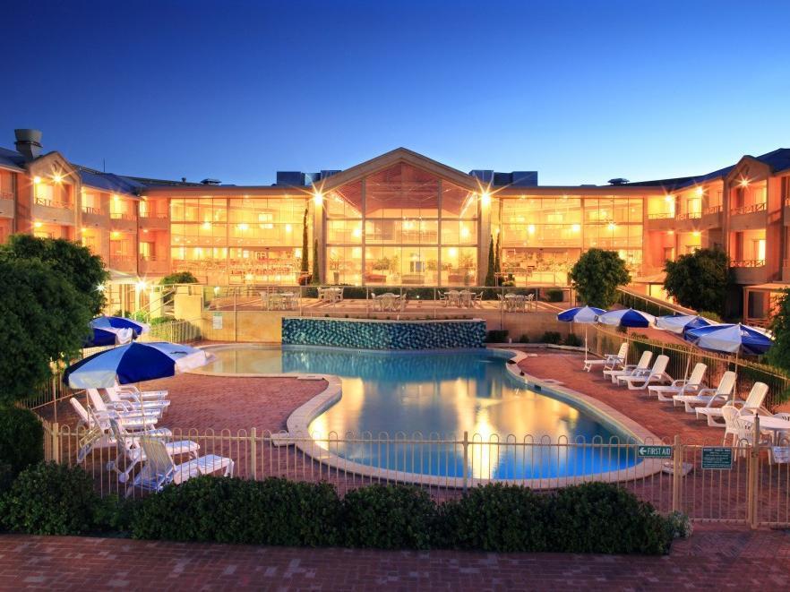 Abbey Beach Resort - Hotell och Boende i Australien , Margaret River Wine Region