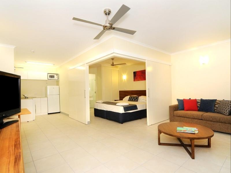 Cairns Queenslander Hotel & Apartments - Hotell och Boende i Australien , Cairns