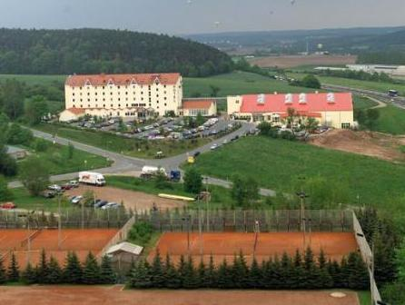 Fair Resort Sport And Wellness Hotel Jena