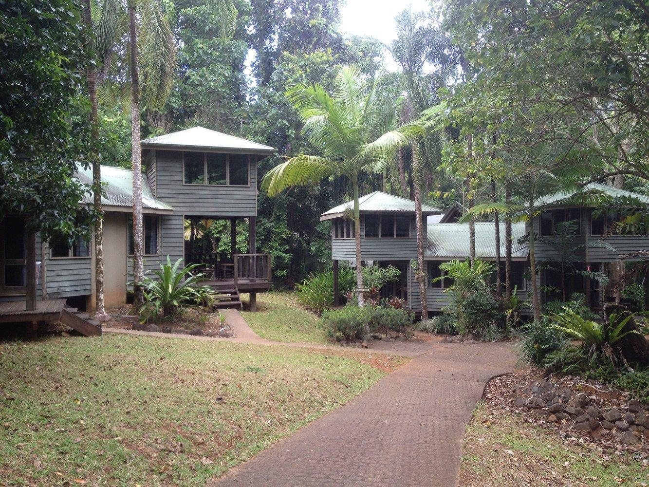 Ferntree Rainforest Lodge - Hotell och Boende i Australien , Cape Tribulation