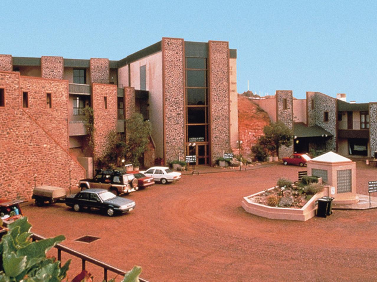 Hotell Desert Cave Hotel