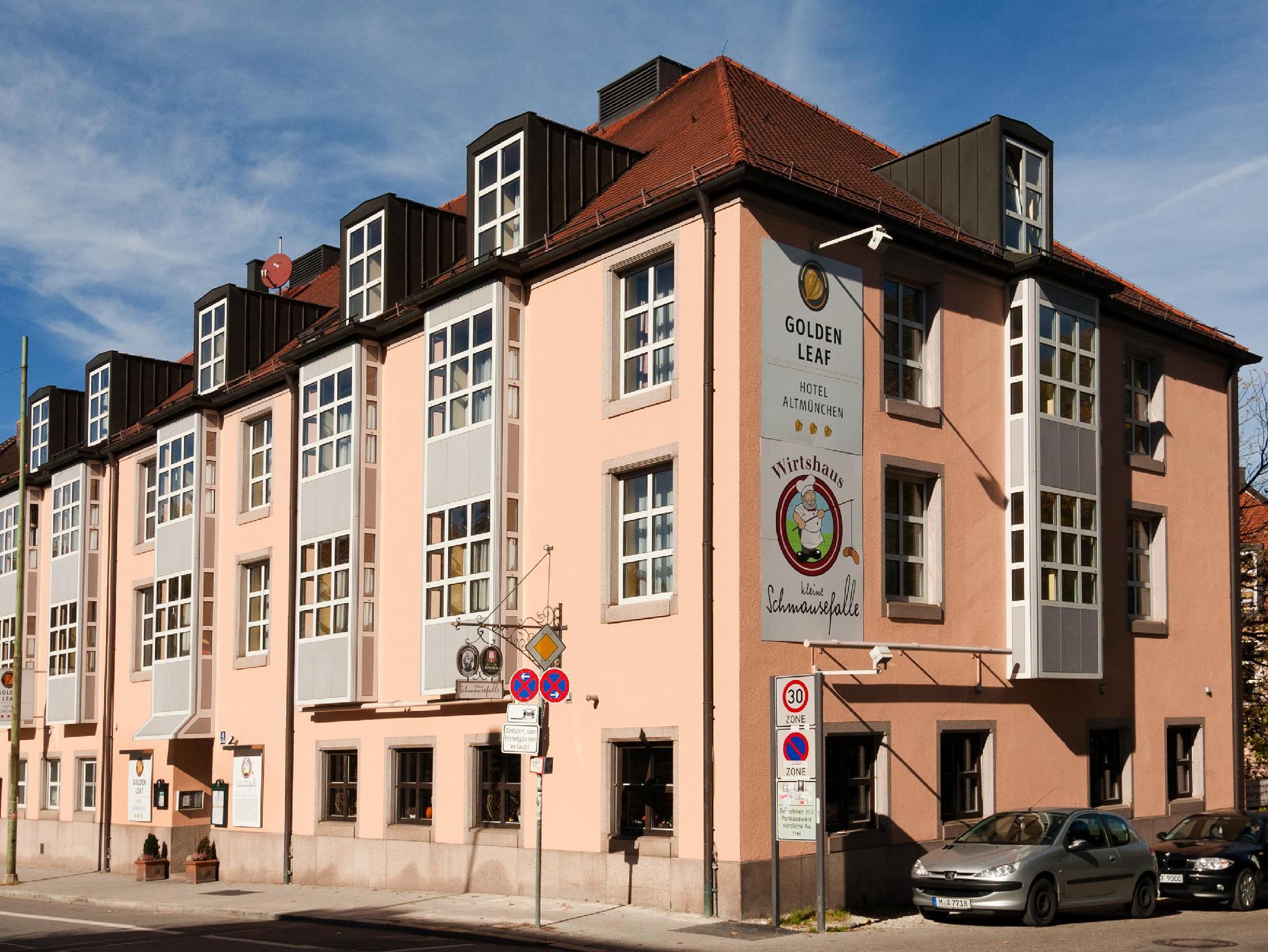 Golden Leaf Hotel Altmunchen - Munich