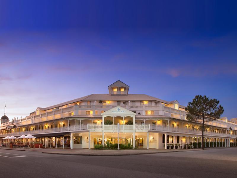 Esplanade Hotel Fremantle – by Rydges - Hotell och Boende i Australien , Perth