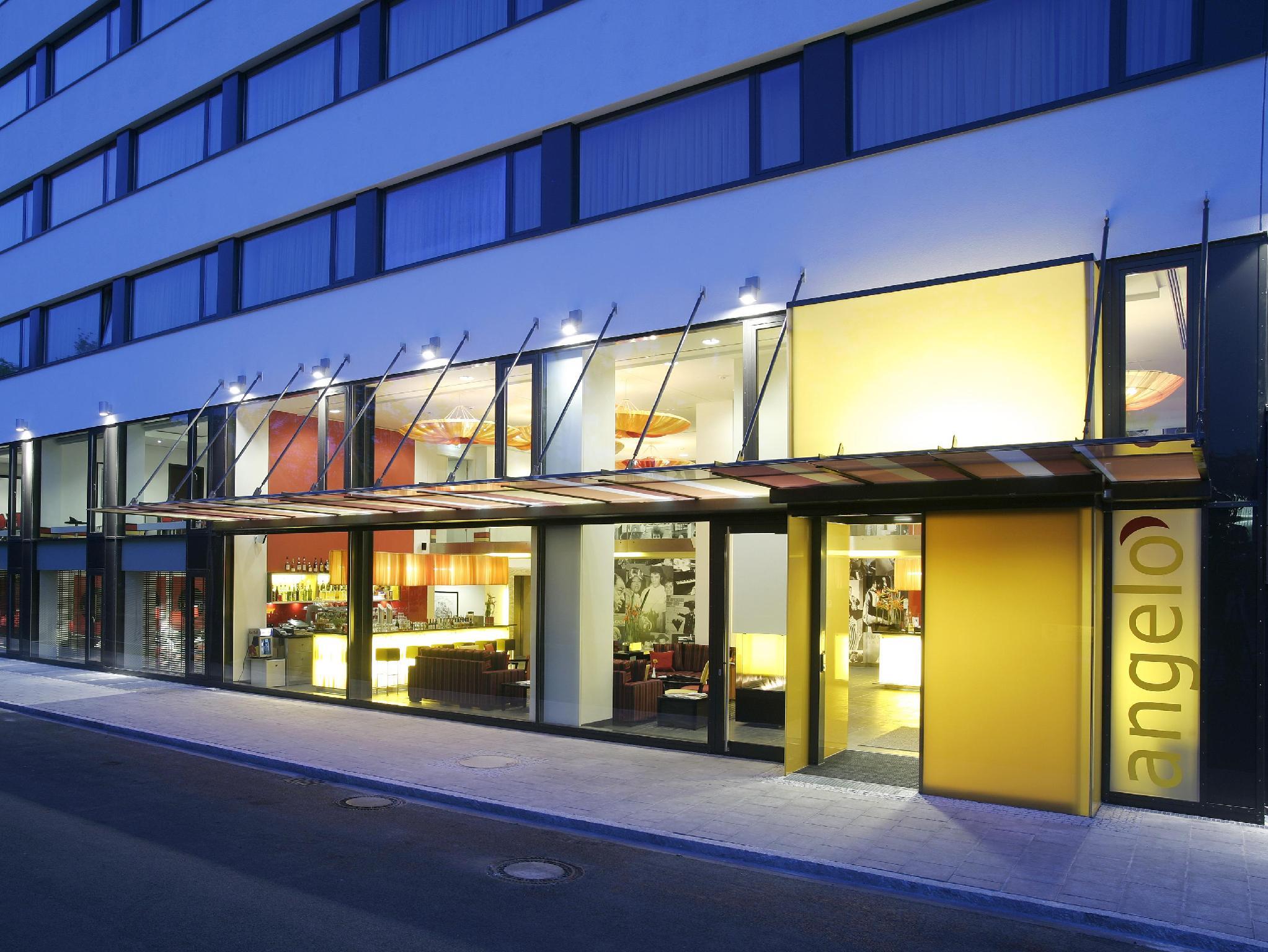 Angelo Hotel Munchen Leuchtenbergring - Munich