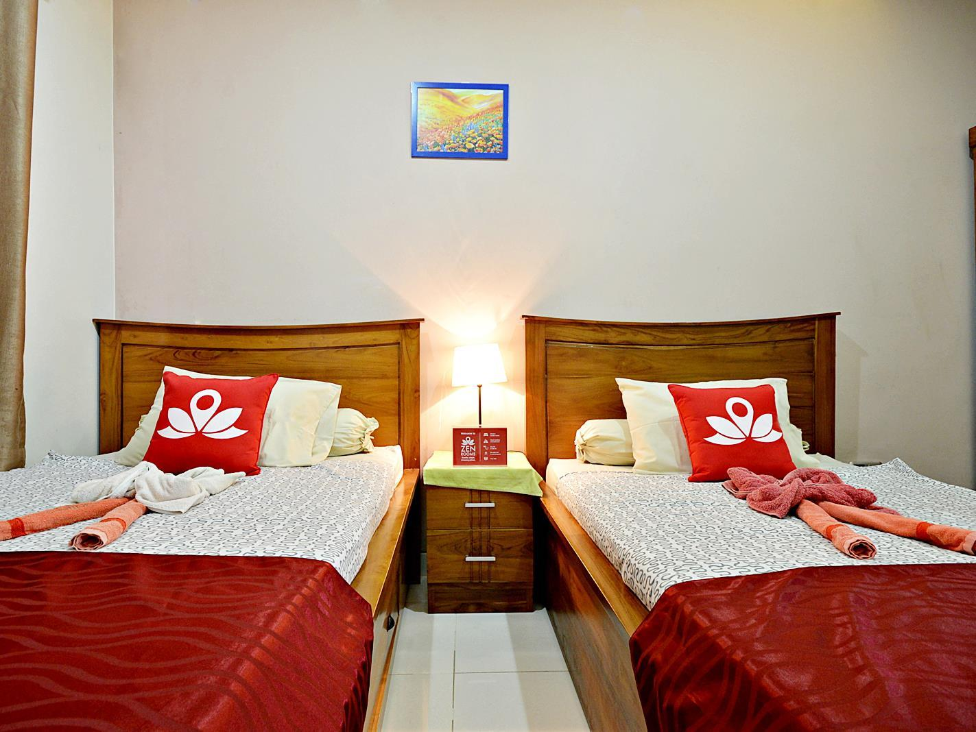 ZenRooms Tebet Gudang Peluru - Hotels and Accommodation in Indonesia, Asia