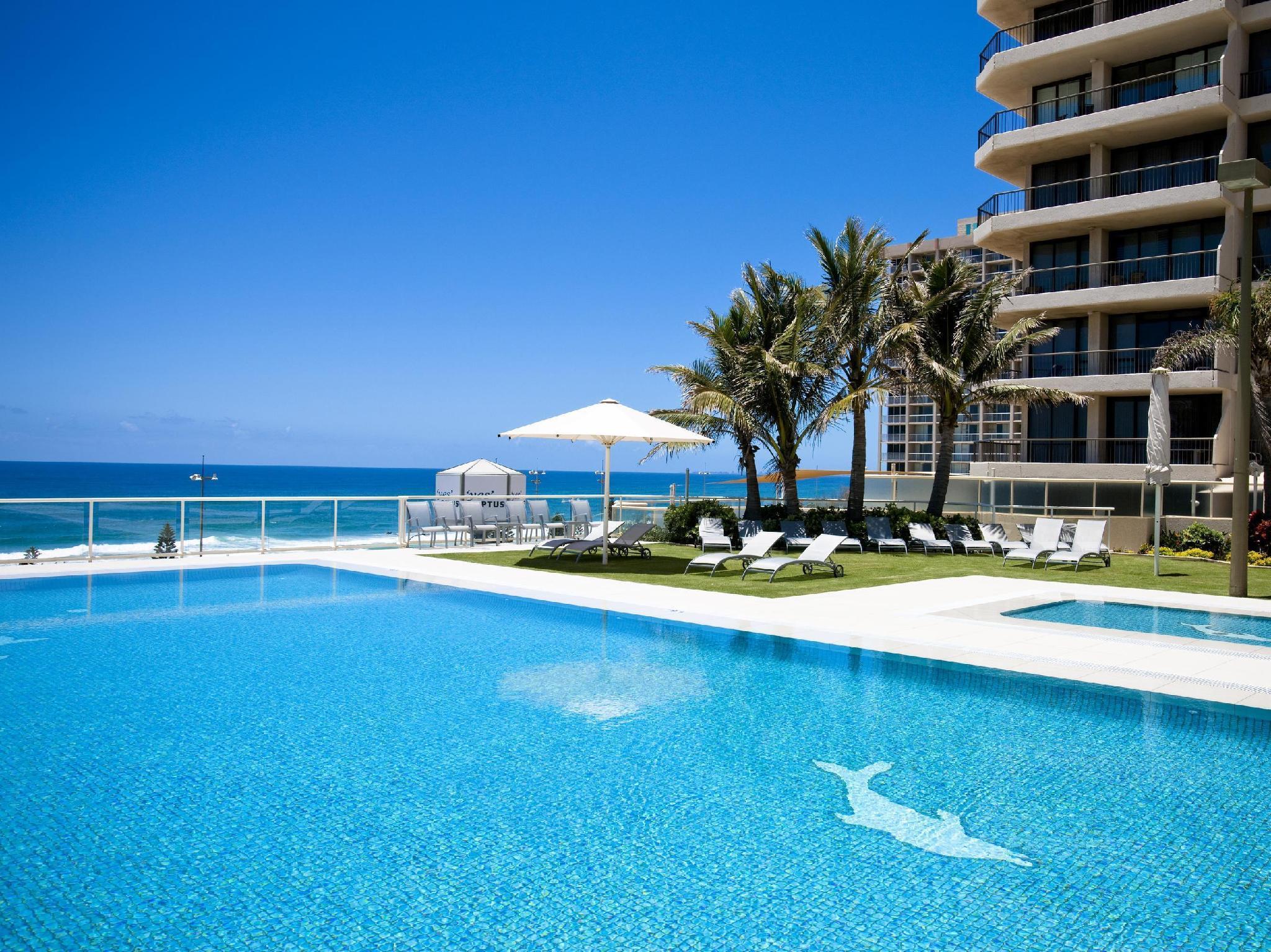 Paradise Centre Apartments - Hotell och Boende i Australien , Guldkusten